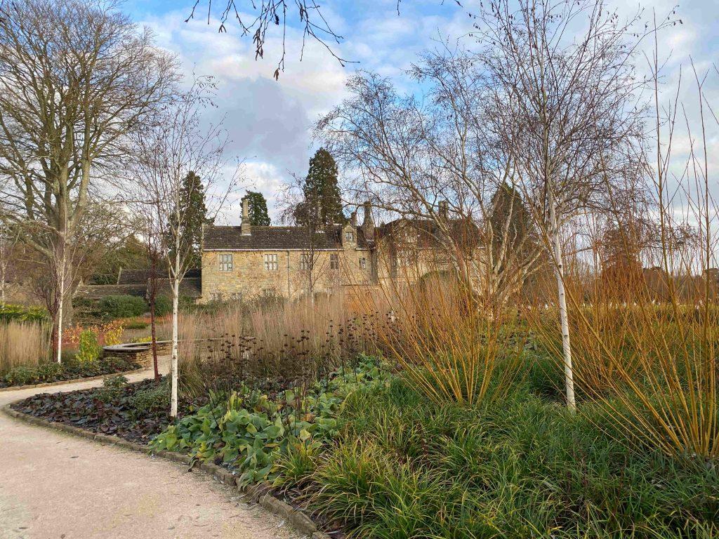 Wakehurst Place Winter Garden December 2019